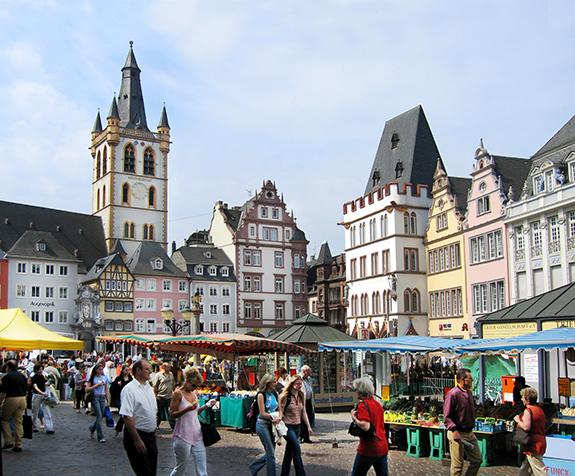 Shopping Trier